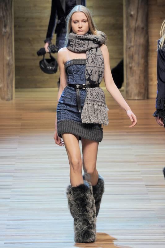 Модные шарфы фото - Стиль & Мода.